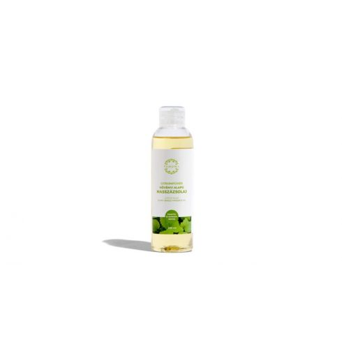 Yamuna Pflanzenmassageöl mit Zitronengras 250 ml