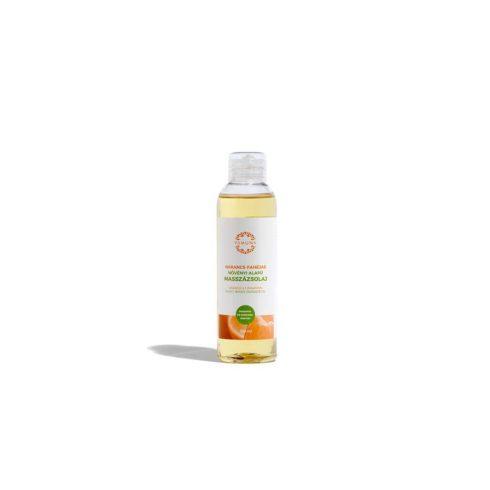 Yamuna Gemüsemassageöl Orangen-Zimt 250 ml