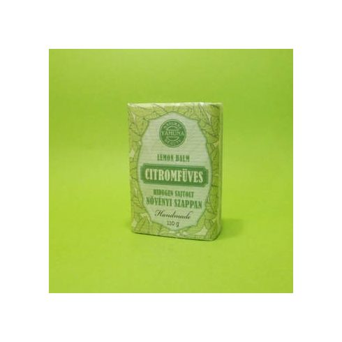 YAMUNA VEGETABLE SOAP LEMON GRASS