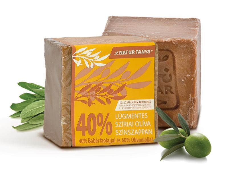 N/A Njel syrische Farbseife mit 40% Bio-Lorbeeröl. Zum Waschen der Haare auch! Alkaligehalt: 0,001%!
