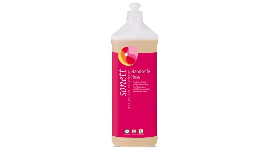 N/A Sonett Flüssigseife - Rose 1l