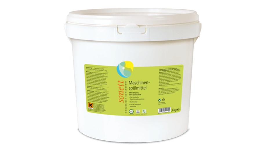 N/A Sonett Geschirrspüler Waschmittel 3kg