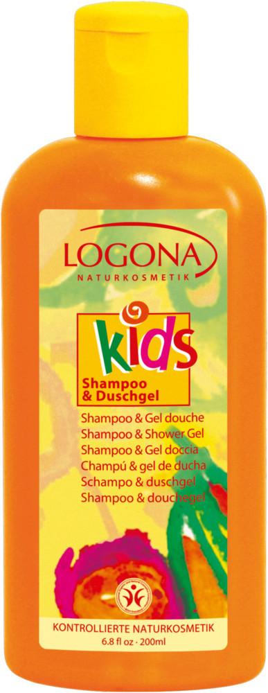 N/A Logona Kinder Bio Shampoo + Duschgel 200 ml