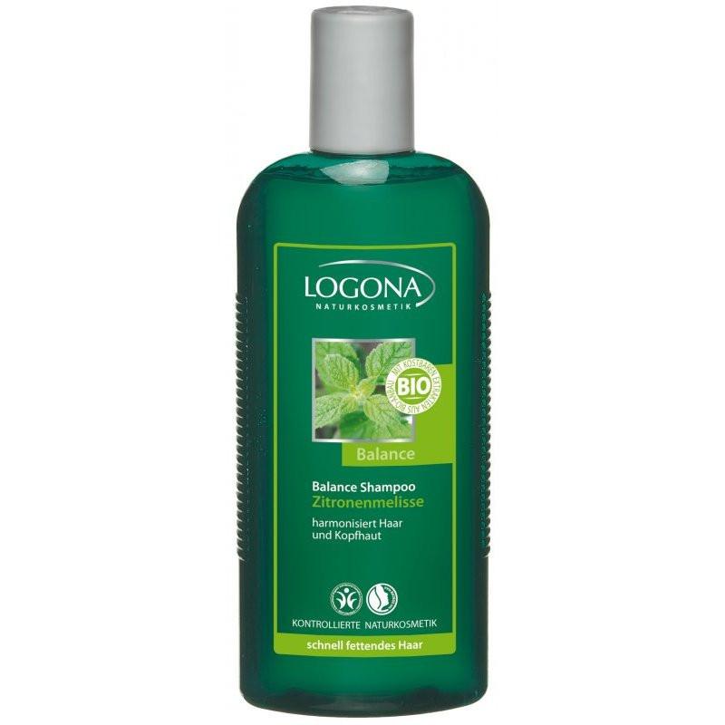 N/A Logona Bio Shampoo Balance-Zitronengras 250 ml