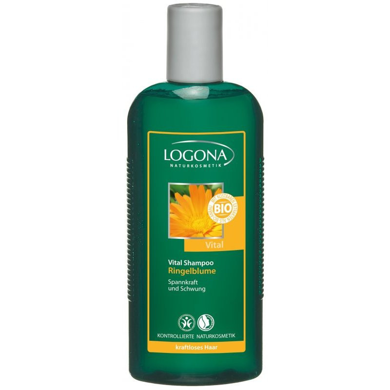 N/A Logona Ringelblumenshampoo für Haare ohne 250 ml