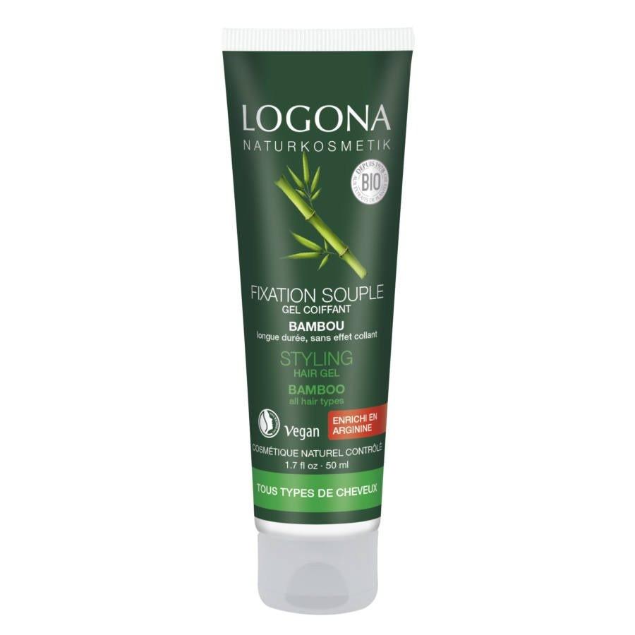 N/A Logona Bio Bambus Haarstyling Gel 50 ml