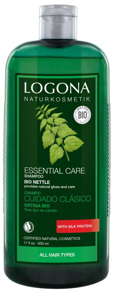 N/A Logona Bio Shampoo Brennnessel 500 ml