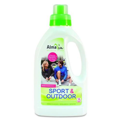 N/A AlmaWin Flüssigwaschmittelkonzentrat Zum Waschen von atmungsaktiver SPulvert- und Funktionskleidung für 16 Waschgänge 750 ml