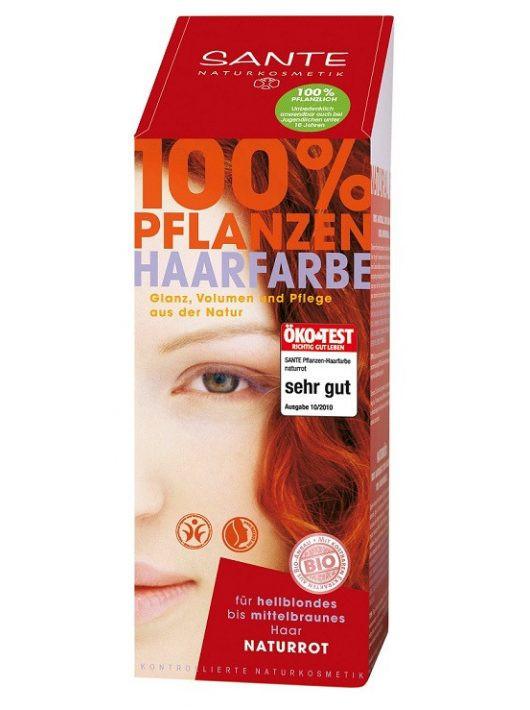 N/A Sante Gemüse Haarfärbemittel Pulver-Naturrot 100g