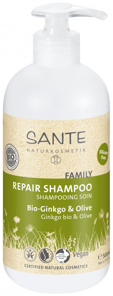 N/A Sante Shampoo Bio Ginkgo-Olive 500 ml