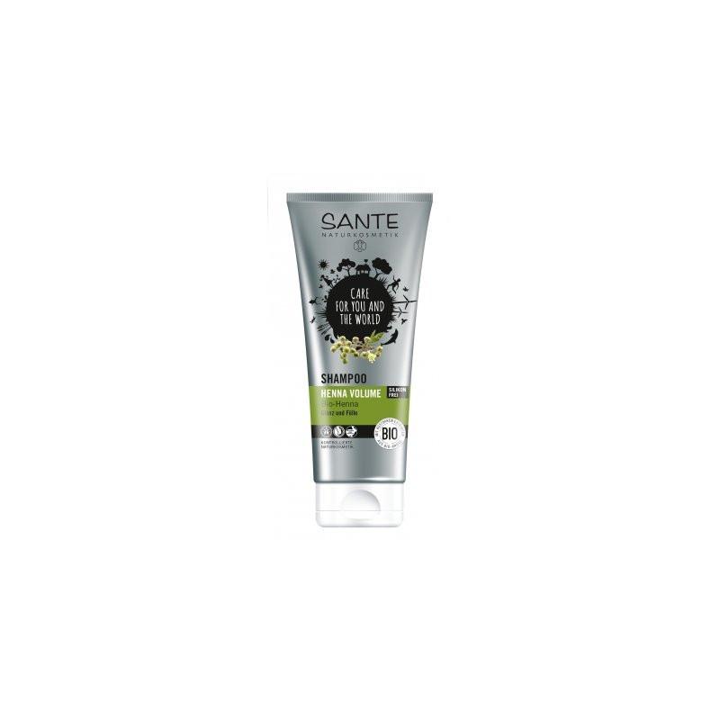 N/A Sante Bio Henna Volumen Shampoo 200 ml