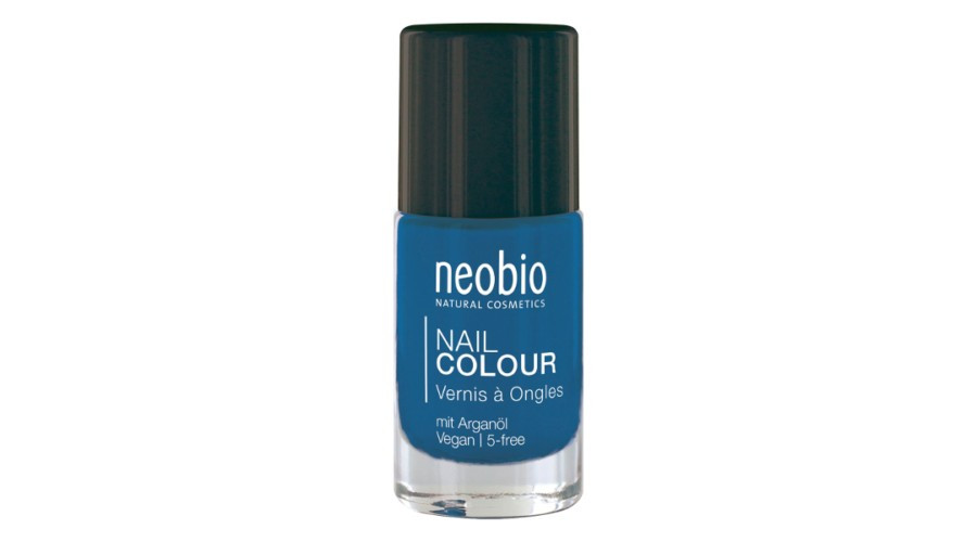 N/A Neobio Neobio Nagellack Nr. 08 Glänzend blau 8ml