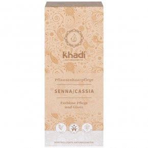 N/A Khadi Hair Care Cure - Senna / Cassia 100 g