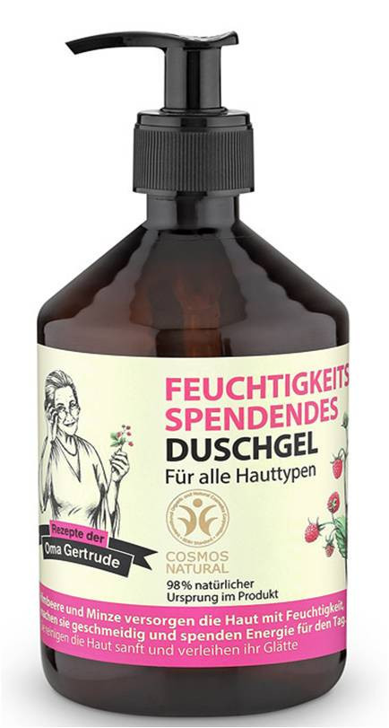 N/A Oma Gertrude Feuchtigkeits-Duschgel 500 ml