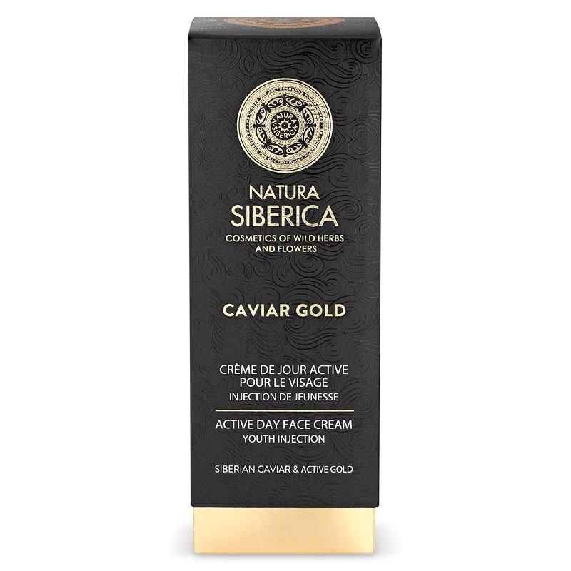 N/A Natura Siberica Caviar Gold Tagescreme 30ml