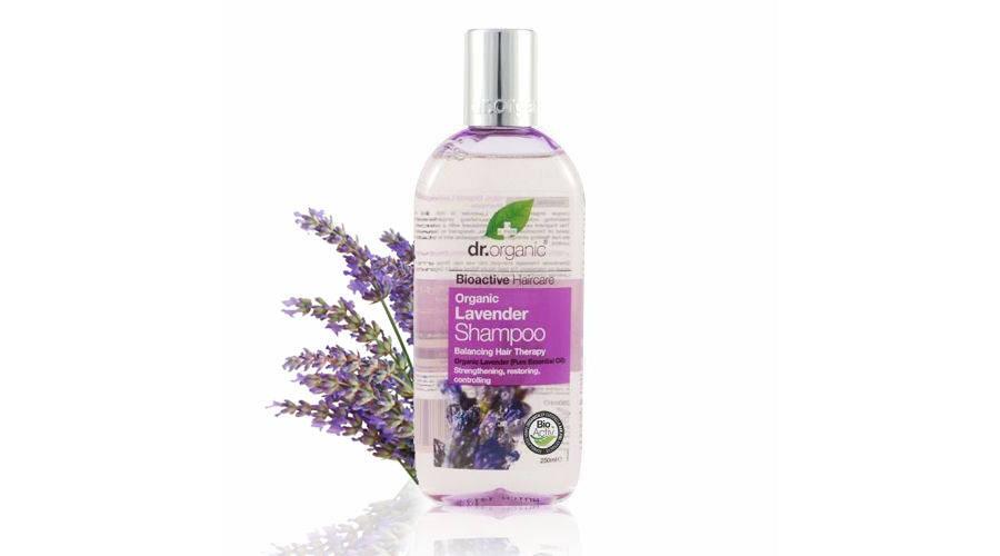 N/A Dr.organisches Bio-Lavendel-Shampoo 265 ml