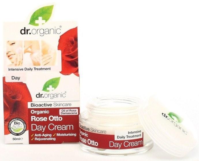 N/A Dr.organische Bio-Rosentagescreme 50 ml