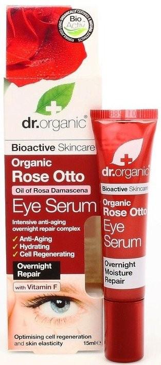 N/A Dr.organisches Bio-Rosen-Augenpflegeserum 15 ml