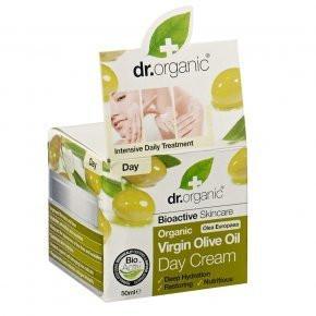 N/A Dr.organic Bio Oliven Tagescreme 50 ml