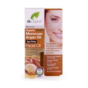 N/A Dr. Organisches Anti-Aging-Gesichtsöl mit marokkanischem Bio-Arganöl 30 ml