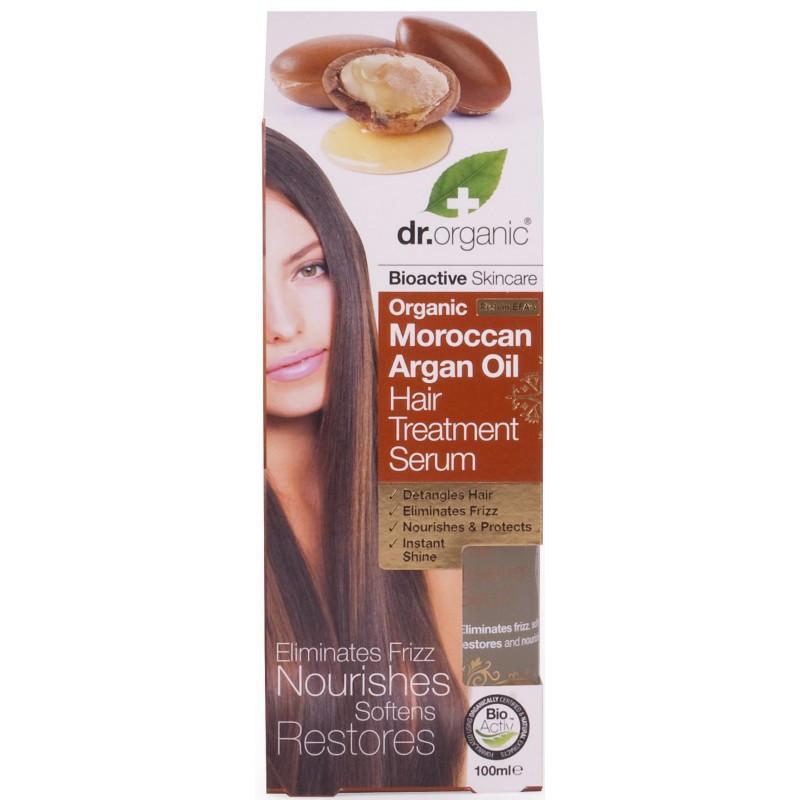 N/A Dr.organisches organisches Arganöl Haarpflegeserum 100 ml