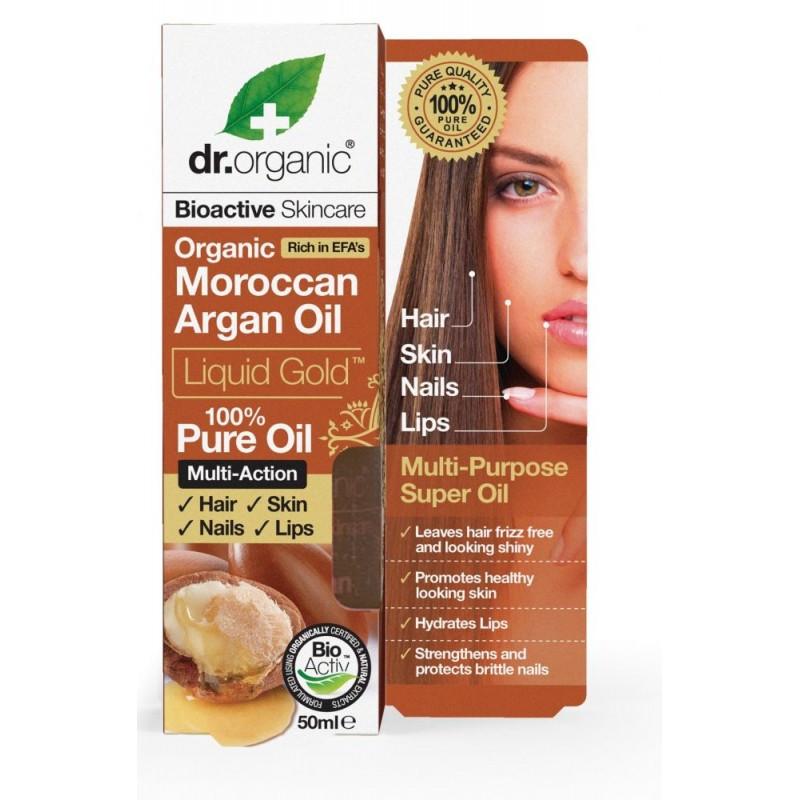 N/A organisches 100% marokkanisches Bio-Arganöl 50 ml