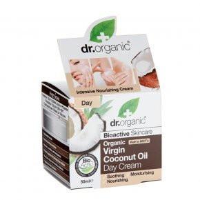 N/A Dr.organic Bio Kokosöl Tagescreme 50 ml