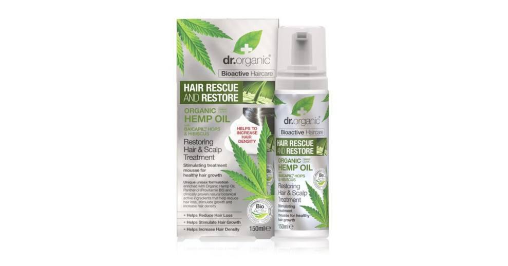 N/A Dr.organisches haarstimulierendes Shampoo 265 ml