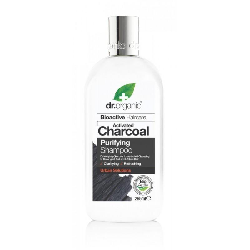 N/A Dr.organisches Tiefenreinigungsshampoo mit Aktivkohle 265 ml