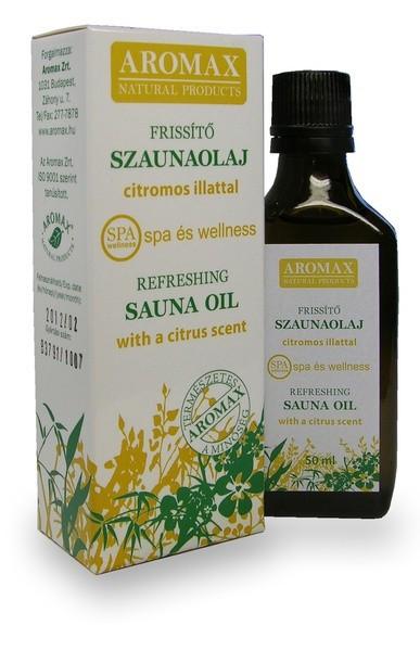 N/A Aromax erfrischendes Saunaöl 50 ml