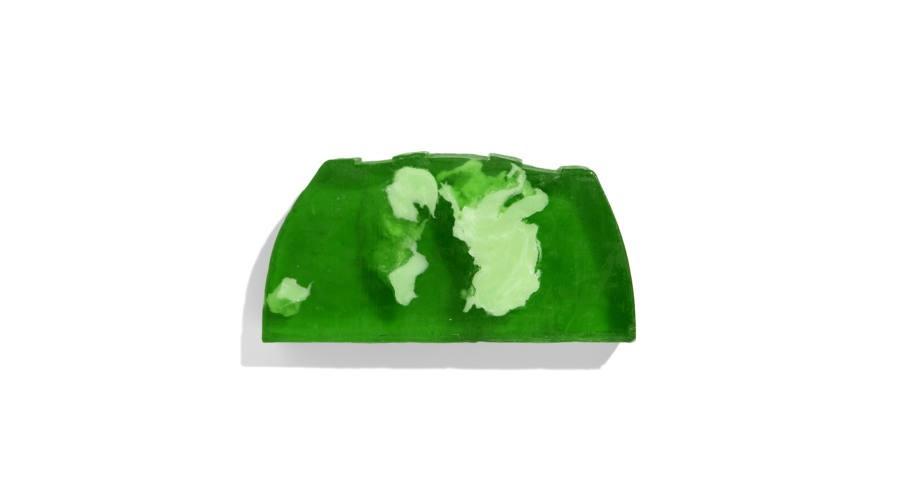N/A Yamuna Blockseife mit Pfefferminze 100 g