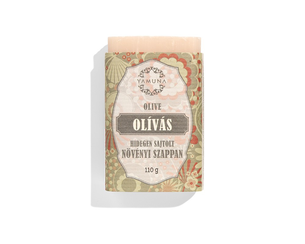 N/A Yamuna Naturseife mit Oliven 110 g