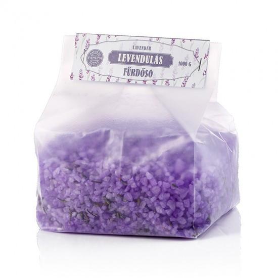 N/A Yamuna Badesalz Lavendel 1kg