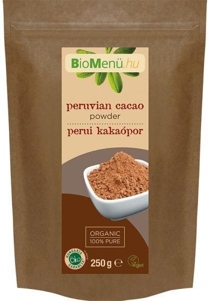 N/A BioMenü BIO COCOA PULVER peruanisch 250 g
