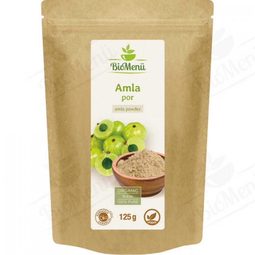 N/A Bio-Menü Bio-Amla-Pulver 125 g