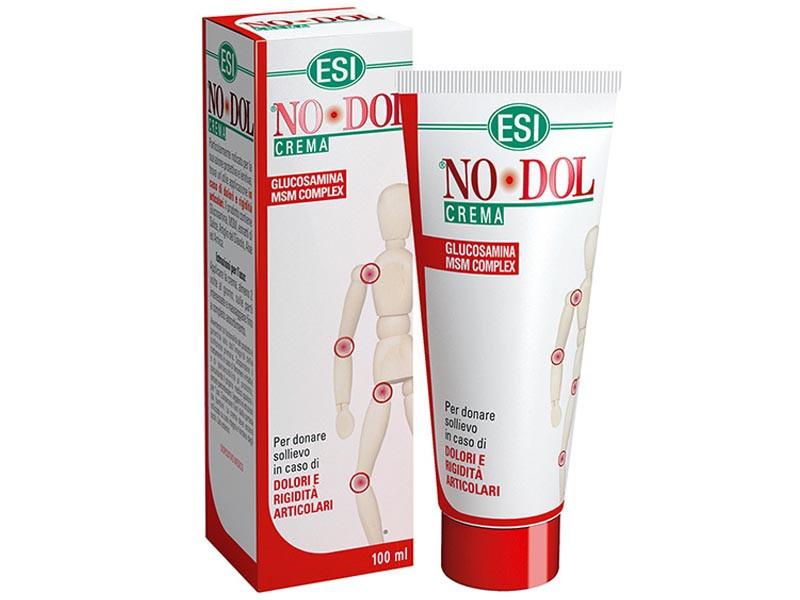 N/A ESI(R) NO o DOL Glucosamin- und MSM-Creme - Schmerz und entzündungshemmendes CE / Medizinprodukt.