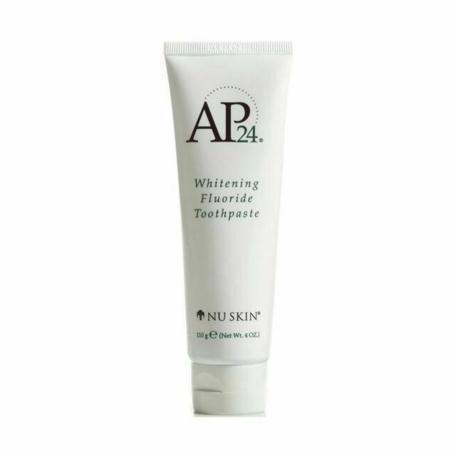 N/A Nu Skin AP-24 Whitening Fluorid Zahnpasta 110 gr