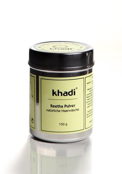 N/A Khadi Bio-Haarwaschpulver für Allergiker 150 g