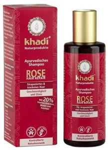 N/A Khadi Bio-Shampoo für rosafarbenes, gespaltenes Haar 210 ml