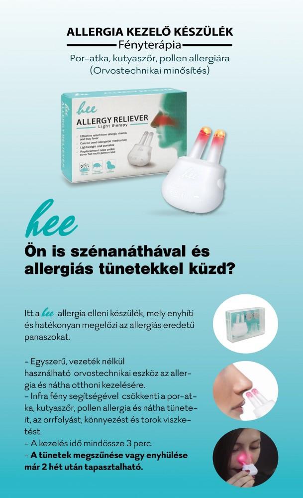 N/A Hee - Anti-Allergie-Lichttherapiegerät (HM-MC001)